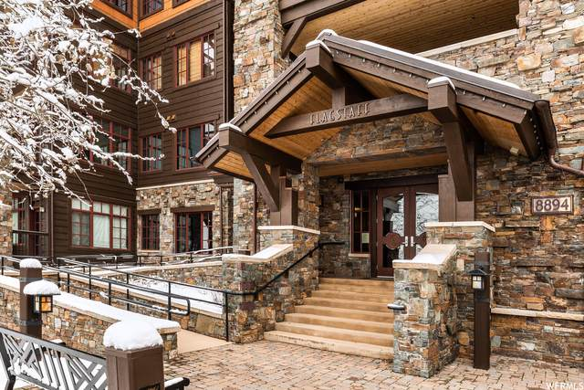 8894 Empire Club Dr #605, Park City, UT 84060 (#1728630) :: Colemere Realty Associates