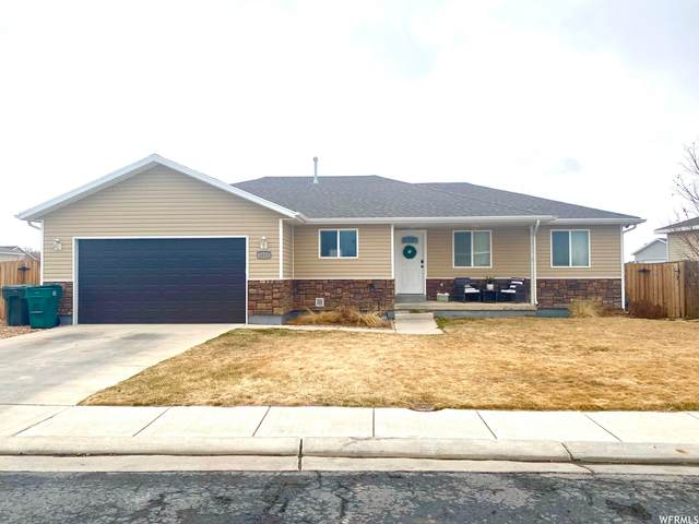 1410 W 1000 S, Vernal, UT 84078 (#1728659) :: REALTY ONE GROUP ARETE