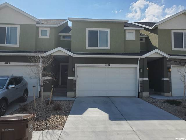 5177 W Koppers Ln, Herriman, UT 84096 (#1729197) :: Exit Realty Success