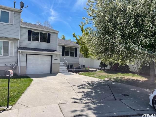 8845 S Cedar Cir, West Jordan, UT 84088 (#1729505) :: Utah Dream Properties