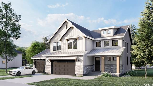 1321 N Trinnaman Ln W #20, Lehi, UT 84043 (#1729515) :: Black Diamond Realty