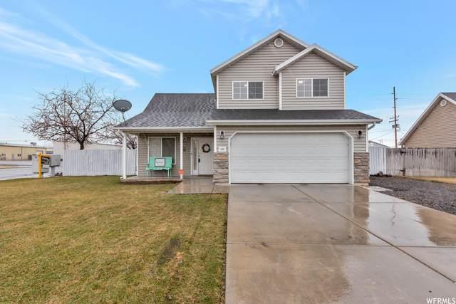 303 W Seasons Way N, Springville, UT 84663 (MLS #1729637) :: Lookout Real Estate Group