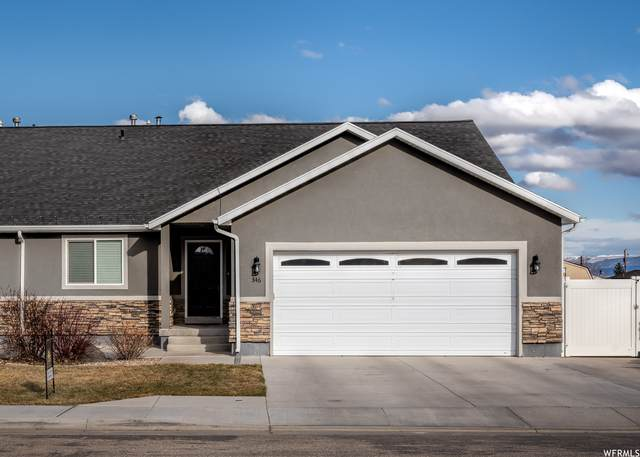 346 N 800 W, Vernal, UT 84078 (MLS #1729851) :: Summit Sotheby's International Realty