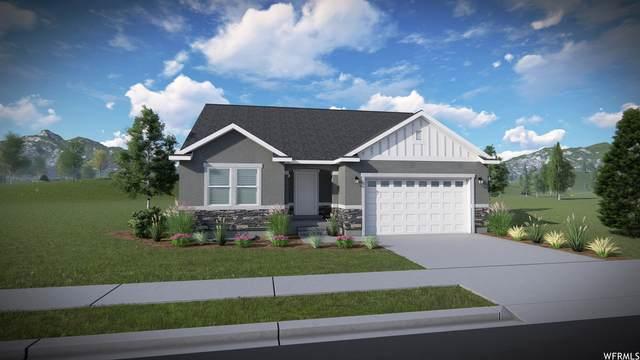 14072 S Overwatch Dr #605, Herriman, UT 84096 (#1729967) :: Berkshire Hathaway HomeServices Elite Real Estate