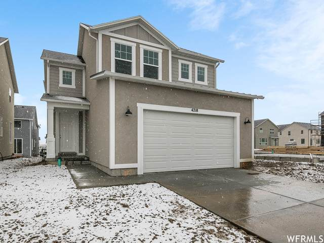 4218 E Center Pt, Eagle Mountain, UT 84005 (MLS #1729999) :: Lookout Real Estate Group