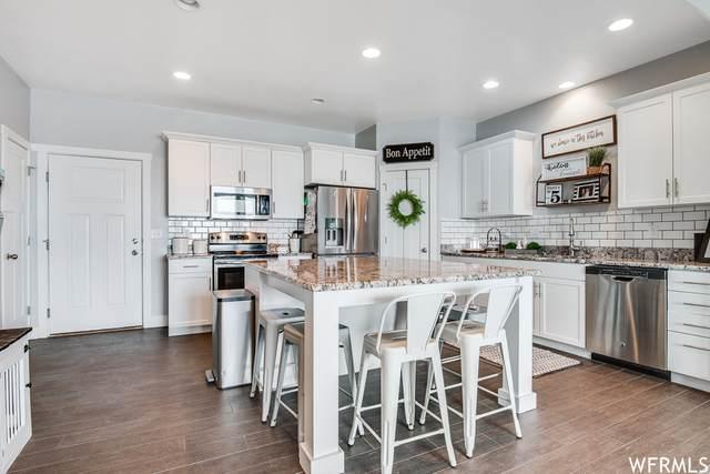 8100 N Rock Creek Cove Ln, Eagle Mountain, UT 84005 (#1730064) :: Berkshire Hathaway HomeServices Elite Real Estate