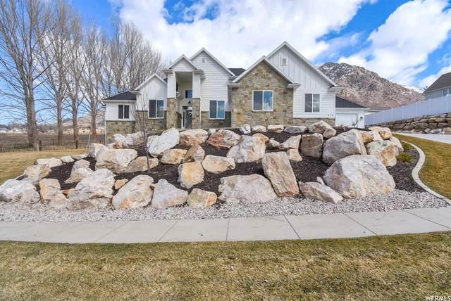 414 W 4400 N, Pleasant View, UT 84414 (MLS #1730070) :: Lookout Real Estate Group