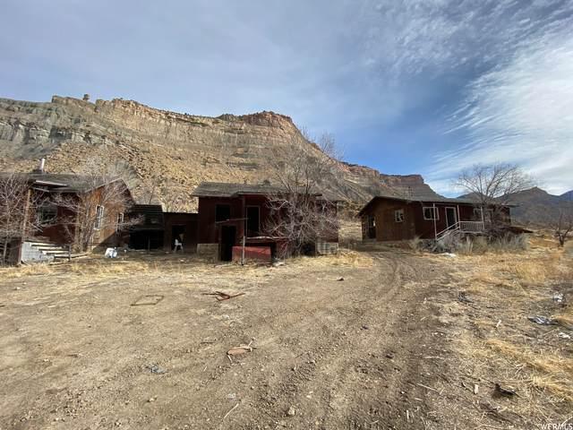 618 Railroad Ave, Helper, UT 84526 (#1730110) :: Utah Dream Properties