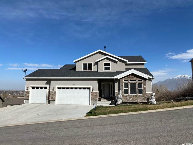 3167 E Hawk Dr, Spanish Fork, UT 84660 (MLS #1730144) :: Lookout Real Estate Group