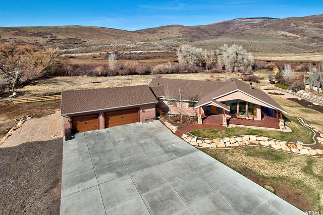 587 E 350 S, Kamas, UT 84036 (MLS #1730380) :: High Country Properties