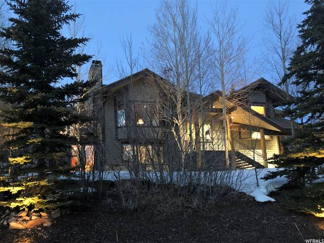 7336 Pine Ridge Dr, Park City, UT 84098 (#1730382) :: Exit Realty Success