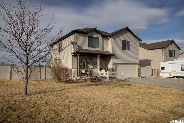 583 E 2680 S, Vernal, UT 84078 (MLS #1730449) :: Lookout Real Estate Group