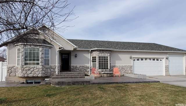 2228 W 8120 S, West Jordan, UT 84088 (MLS #1730521) :: Lookout Real Estate Group