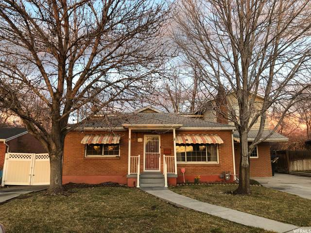 862 Memo Dr, Orem, UT 84057 (MLS #1730615) :: Lookout Real Estate Group
