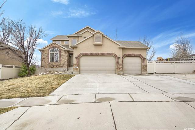 8002 S Overton W, West Jordan, UT 84081 (#1730721) :: Berkshire Hathaway HomeServices Elite Real Estate