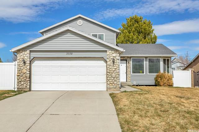 3332 W 5860 S, Taylorsville, UT 84129 (#1730805) :: Doxey Real Estate Group