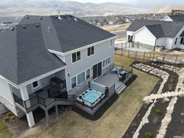 4318 N Crest Ridge Rd E #67, Lehi, UT 84043 (#1730829) :: The Perry Group