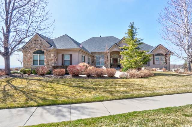 402 W Primrose Ct N, Farmington, UT 84025 (MLS #1731072) :: Summit Sotheby's International Realty