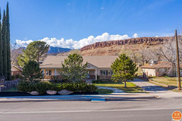 201 N Main St, Leeds, UT 84746 (#1731211) :: Doxey Real Estate Group