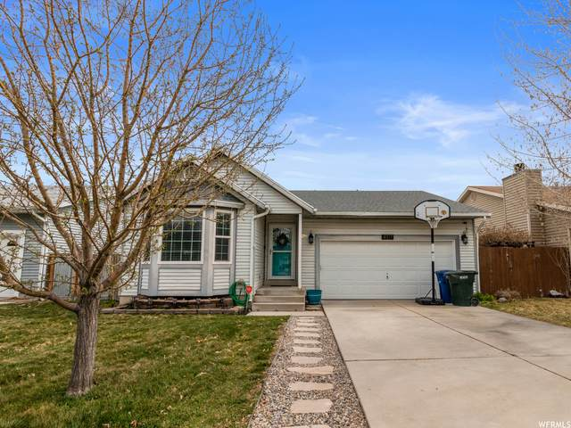 4517 S Hertford Dr, West Valley City, UT 84119 (#1731212) :: The Perry Group