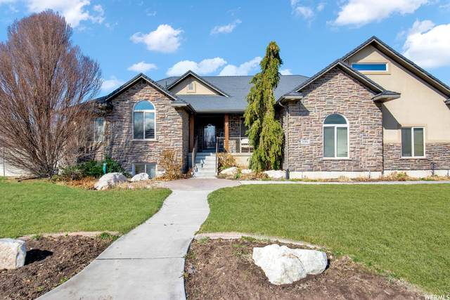 2391 N 2845 W, Clinton, UT 84015 (#1731496) :: The Perry Group