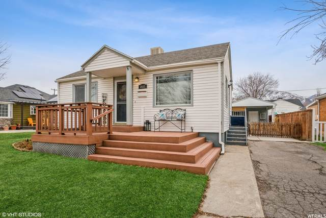 2657 S Imperial St E, Salt Lake City, UT 84106 (#1731636) :: The Perry Group