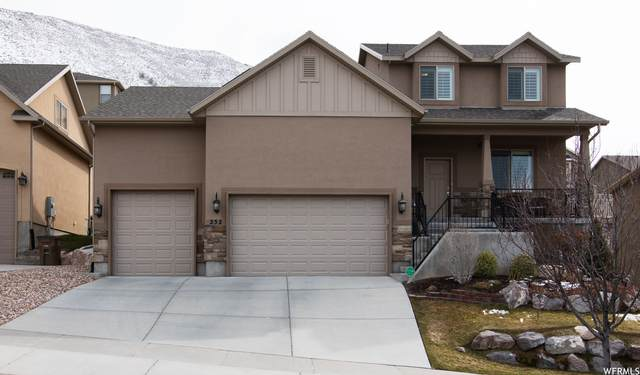 252 E Red Leaf Dr S, Draper, UT 84020 (#1731727) :: Doxey Real Estate Group