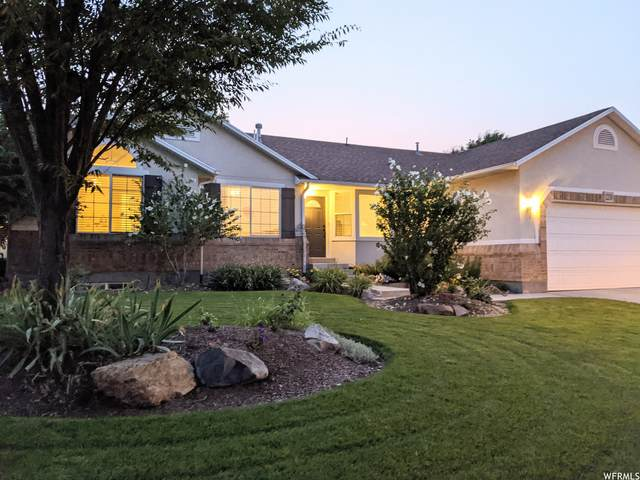12138 S Willmar Cir, Riverton, UT 84065 (#1731731) :: Berkshire Hathaway HomeServices Elite Real Estate