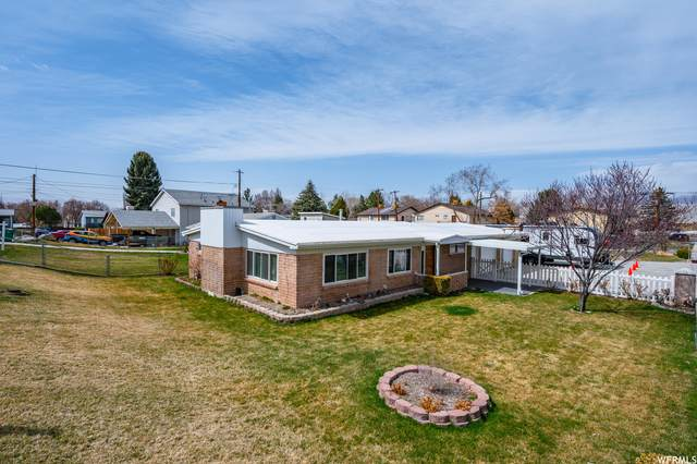 45 E 1500 S, Orem, UT 84058 (#1731829) :: Berkshire Hathaway HomeServices Elite Real Estate