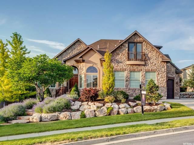 515 Sugar Plum Ln, North Salt Lake, UT 84054 (#1731931) :: Utah Real Estate