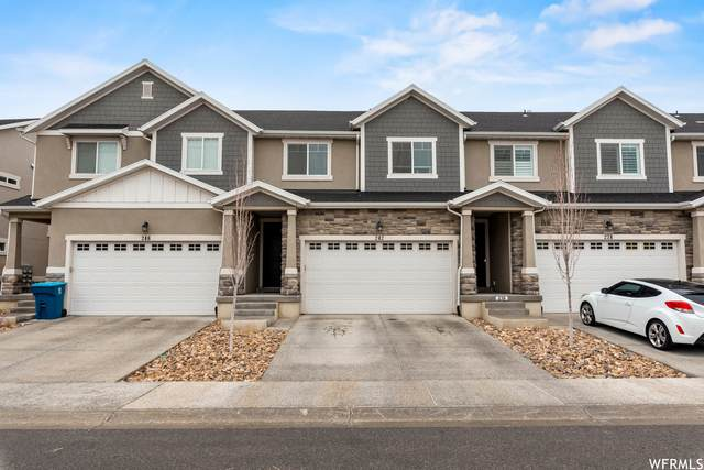 242 W Silver Springs Dr #150, Vineyard, UT 84058 (#1731935) :: Colemere Realty Associates