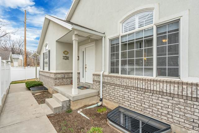 736 N Park Shadows Cir, Bountiful, UT 84010 (#1731954) :: McKay Realty