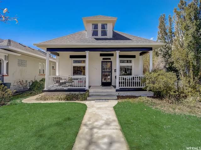 1134 S Windsor St, Salt Lake City, UT 84105 (#1732035) :: C4 Real Estate Team