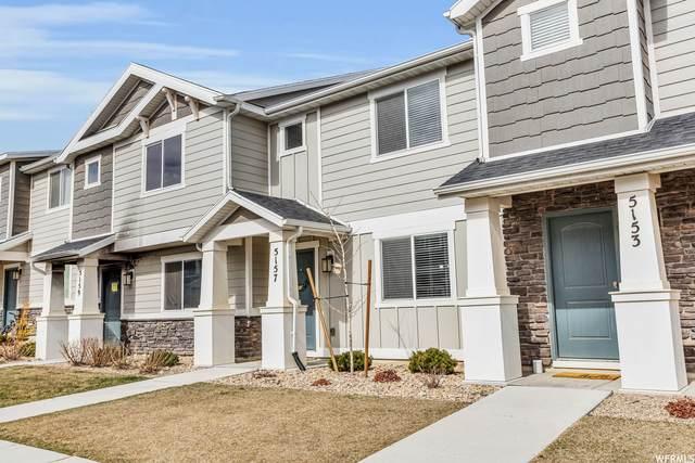 5157 W Brioso Ct, Herriman, UT 84096 (MLS #1732210) :: Lookout Real Estate Group