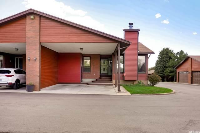 1303 E 1960 S #34, Ogden, UT 84401 (#1732893) :: Utah Dream Properties