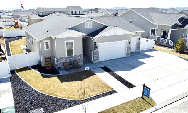 1562 E Erickson Knoll Ln, Eagle Mountain, UT 84005 (MLS #1732908) :: Lookout Real Estate Group