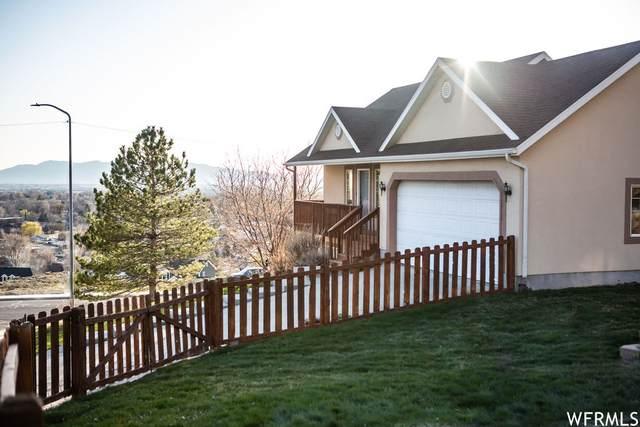 893 E 600 N, Springville, UT 84663 (#1733048) :: Berkshire Hathaway HomeServices Elite Real Estate