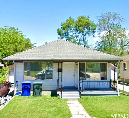 340 E 3400 S, Ogden, UT 84401 (#1733057) :: Utah Dream Properties