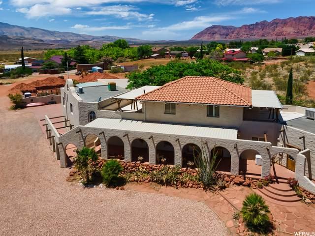 375 N 200 W, Ivins, UT 84738 (#1733087) :: Utah Best Real Estate Team | Century 21 Everest
