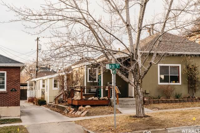 173 N H St E, Salt Lake City, UT 84103 (#1733281) :: Bustos Real Estate | Keller Williams Utah Realtors