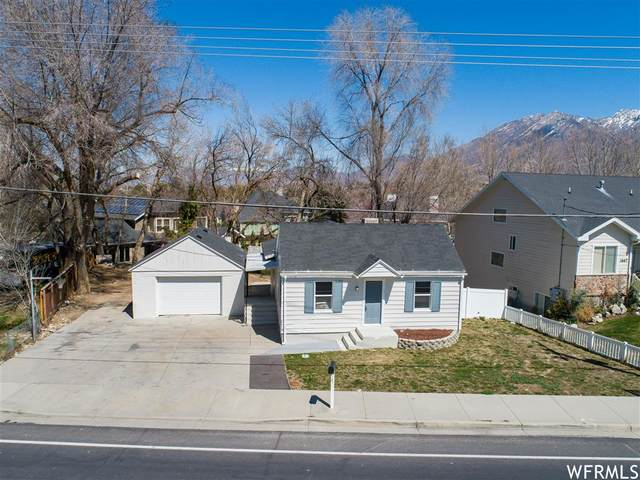 1657 E Creek Rd, Sandy, UT 84093 (MLS #1733316) :: Lookout Real Estate Group
