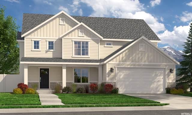 152 E Snowy Egret Dr #140, Salem, UT 84653 (#1733369) :: Utah Dream Properties