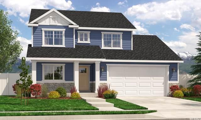 166 E Snowy Egret Dr #141, Salem, UT 84653 (#1733373) :: Berkshire Hathaway HomeServices Elite Real Estate