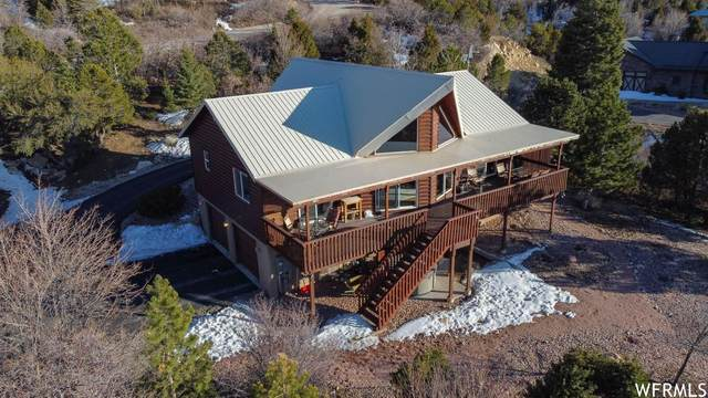 1016 E Cedar Highlands Dr, Cedar City, UT 84720 (#1733439) :: Utah Best Real Estate Team | Century 21 Everest