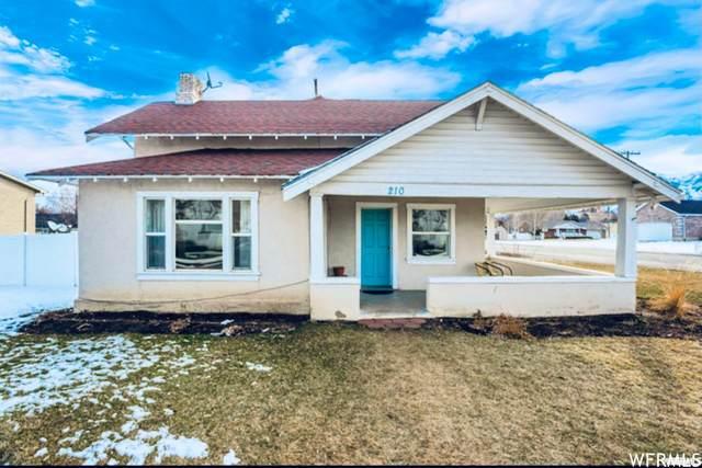 210 N 300 E, Payson, UT 84651 (#1733486) :: Berkshire Hathaway HomeServices Elite Real Estate