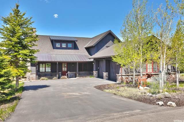 8204 Western Sky, Park City, UT 84098 (MLS #1733561) :: High Country Properties