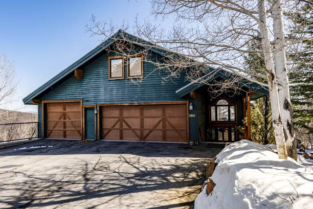 2460 Iron Mountain Dr #45, Park City, UT 84060 (#1733617) :: Exit Realty Success