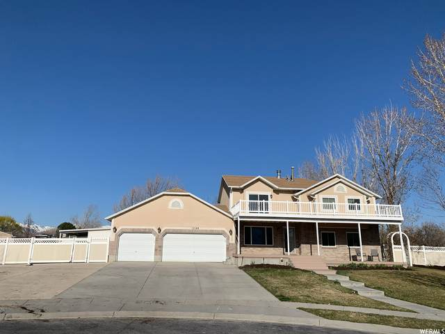 12168 S 2795 W, Riverton, UT 84065 (#1733872) :: Colemere Realty Associates