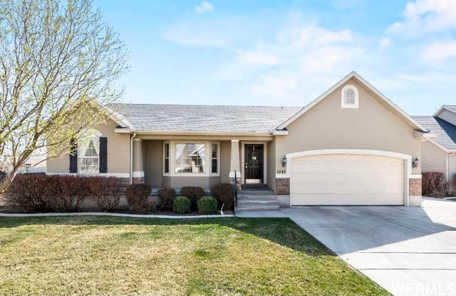 1347 S 1530 W, Springville, UT 84663 (#1733885) :: Berkshire Hathaway HomeServices Elite Real Estate