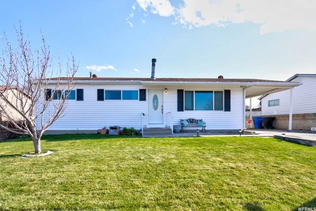 5001 W 5320 S, Salt Lake City, UT 84118 (MLS #1734037) :: Lookout Real Estate Group